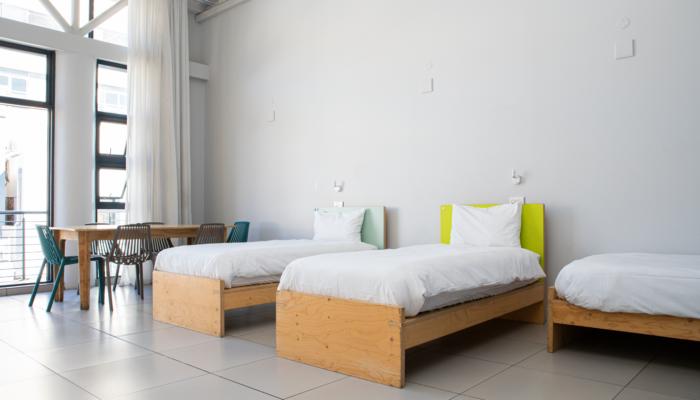 6-Bed Deluxe Mixed Dorm - Street View (4)
